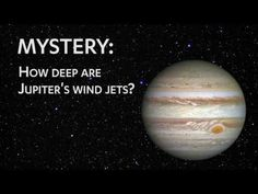Solving the mystery about wind flows on Jupiter - YouTube