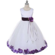 SEARS FLOWER GIRL DRESSES - Sanmaz Kones