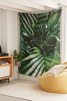 Chelsea Victoria For Deny Jungle Vibes Tapestry