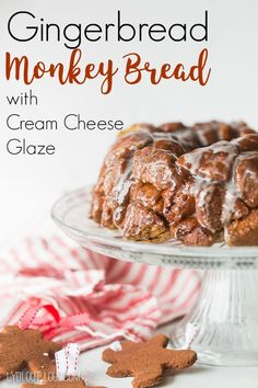 Gingerbread Monkey B