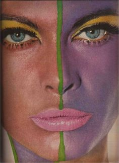 Editha Dussler Photography: Horst Vogue June 1967 Trends To Count On This Summer
