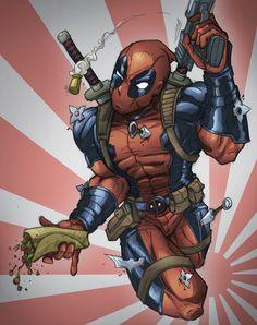 Deadpool,Дэдпул, Уэйд Уилсон,Marvel,Вселенная Марвел,фэндомы,muglo