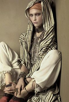 """ Djellaba "" Morocco Maroc !   Vêtement traditionnel ...  traditional Clothing ..."