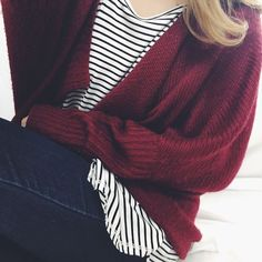 15% OFF CARDIGANS & JACKETS! Autumn Nights Cardigan- $34 Stripe Out Tank- $20 with FREE shipping!