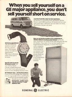https://flic.kr/p/QTGUgC | 1973 General Electric Service Advertisement Time May 21 1973 | 1973 General Electric Service Advertisement Time May 21 1973