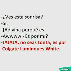 Patrocinado por Colgate Luminoues White
