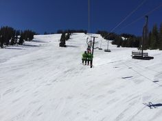 Review of Lookout Pass ski area in Idaho and Montana.