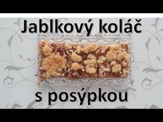 V dnešnej dobe rôznych raw koláčikov s exotickým ovocím si nezaškodí sem tam dať aj takú slovenskú klasiku nášho detstva, Jablkový koláč s posýpkou. Apples, Cereal, Breakfast, Food, Basket, Morning Coffee, Essen, Meals, Apple