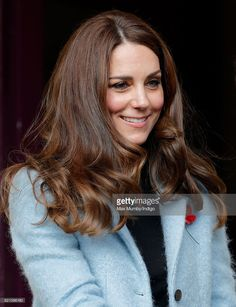 Catherine, Duchess of Cambridge departs after visiting the Nelson Trust Women's Centre on November 4, 2016 in Gloucester, England.