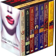 Sookie stackhouse series 