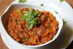 I have been thinking of making this dish for quite a while. Whenever i go to supermarkets i buy a eggplant to make this, but i end up ma. Spicy Eggplant, Eggplant Curry, Roast Eggplant, Bharta Recipe, Punjabi Food, Indian Food Recipes, Ethnic Recipes, Breakfast Cookies, Curry Recipes