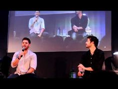 Misha and Jensen Alarm clock - YouTube