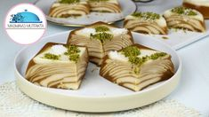 Böyle bir Tatli hiç GörmedinizBinbirgece Masalı Ramazana özel Yeni Tarifler ➡Masmavi3 Mutfakta - YouTube