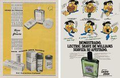 Jabón Heno de Pravia de 1963 y Locion de afeitado, 1977