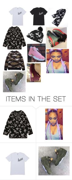 """iOS"" by princessvpark ❤ liked on Polyvore featuring art"