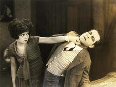 "Clara Bow in ""Rough House Rosie"" 1927"