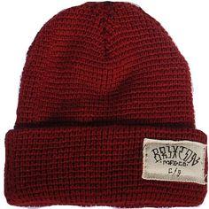a94f440bb4e Brixton Borrego Beanie (Red)  21.95. Samson Eggleton · Mens knits