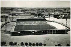 Real Zaragoza, Louvre, Building, Travel, Antique Photos, Cities, Sports, Fotografia, Souvenirs