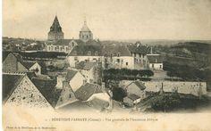 BENNEVENT-L'ABBAYE- Vue générale de l'ancienne abbaye - Bfm Limoges
