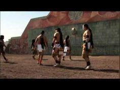 Video Nike Juego de pelota / Mayan Ball Game (ninguna palabra)