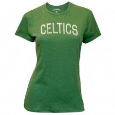 47 Brand Celtics Womens Scrum Team T-Shirt