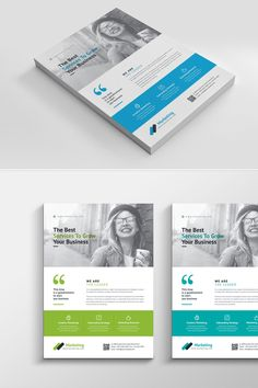 Discover recipes, home ideas, style inspiration and other ideas to try. One Pager Design, Layout Design, Flugblatt Design, Design Logo, Design Poster, Branding Design, Corporate Design, Graphic Design Brochure, Corporate Flyer