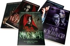***KATERINA MARTINEZ'S PAPERBACK BOOK GIVEAWAY!*** Sign up for your chance to win 5 best-selling, page-turning paperback books!