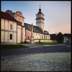 "See 26 photos and 3 tips from 267 visitors to Spišská Sobota. ""Part of Poprad but more historic, my roots go all the way here :-))"" Mansions, House Styles, Nova, Home Decor, Decoration Home, Manor Houses, Room Decor, Villas, Mansion"