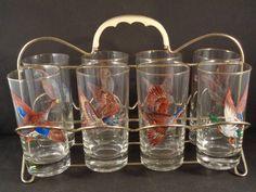 Barware Collection - FEDERAL - GAME BIRD - HIGHBALL GLASSES