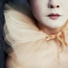 Beautiful female portrait photography by Andrea Hübner