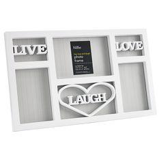George Home Live Love Photo Frame | January Sale | ASDA direct