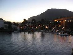 Marina Da Gama in the evening. Nature Reserve, Mountain View, Paradise, Water, Life, Gripe Water, Heaven