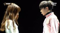 마마에서 대박난 세븐틴 호시x여자친구 유주 콜라보 161202 gfriend x seventeen yuju x hoshi dance collaboration MAMA in Hongkong 2016