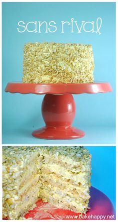 Sans Rival Recipe - Bake Happy