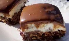 Εξαιρετική συνταγή για εύκολες πάστες αμυγδάλου... Cookbook Recipes, Dessert Recipes, Cooking Recipes, Desserts, Greek Recipes, Pudding, Ice Cream, Sweets, Bread
