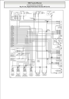 Diagrama Electrico Automotriz Toyota 5 Toyota Hilux Toyota Floor Plans