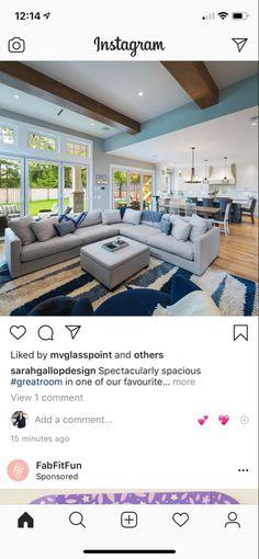 House Layout Design, House Layouts, Color Schemes, Outdoor Decor, Home Decor, R Color Palette, Decoration Home, Room Decor, Colour Schemes