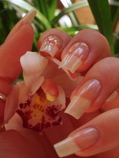Long natural nail blog | my natural nails3 by ~Tartofraises on deviantART