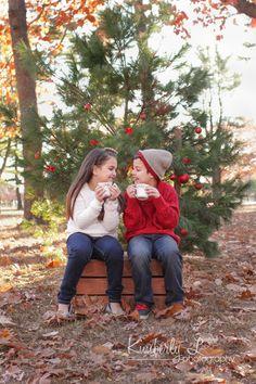 Kids Christmas Photography