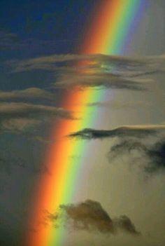 Conquering rainbow