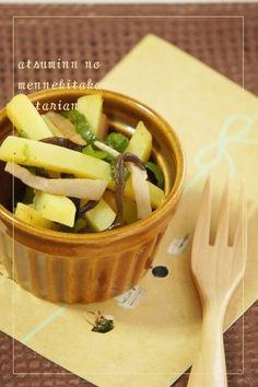 「じゃがいもの更紗炒め」のレシピ by あつみんさん | 料理レシピブログサイト タベラッテ