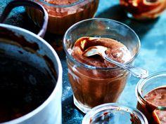Selbst gemachter Schokoladenpudding Rezept   LECKER