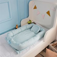 For Sale - Cotton Portable Baby Infant Nest Cot Bed Sleeping Crib With Bumper Folding Bionic Removable Cradle In Bed Baby Kids Bedding - Baby Furniture Cheap Baby Cribs, Toddler Bed, Infant Bed, Before Baby, Cot Bedding, Baby Furniture, Kid Beds, Bassinet, New Baby Products