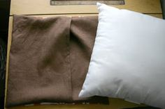 Sparkle Power!: Super Easy Removable Pillow Cover Tutorial