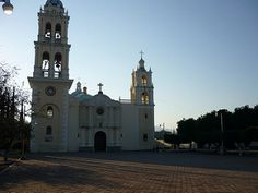 iglesia de acatlan de osorio puebla   by karykato