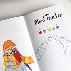 52 Bullet Journal Mood Tracker Ideas Volume 2 - The Thrifty Kiwi Step right up! Get your bullet journal mood trackers here! Check out these 52 very cool mood tracker ideas for your bullet journal! Bullet Journal 2018, Bullet Journal Mood Tracker Ideas, Bullet Journal Notebook, Bullet Journal Spread, Bullet Journal Layout, Bullet Journal Inspiration, Autumn Bullet Journal, Journal Ideas, Bellet Journal