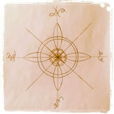 Tattoo idea - I combined a Celtic compass with a nautical compass. It's rough and still a work in progress but I love it so far! #celtic #tattoos