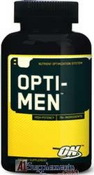 Optimum Nutrition Opti Men, 180 Tablets - Men's Vitamins - Vitamins and Minerals - A1Supplements.com