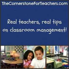 Non-verbal classroom management tips from Tammi Pittaro