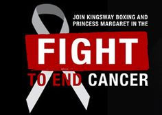 Kingsway Boxing Club Fight To End Cancer Boxing Club, Princess Margaret, West Village, Cancer, Logos, Logo